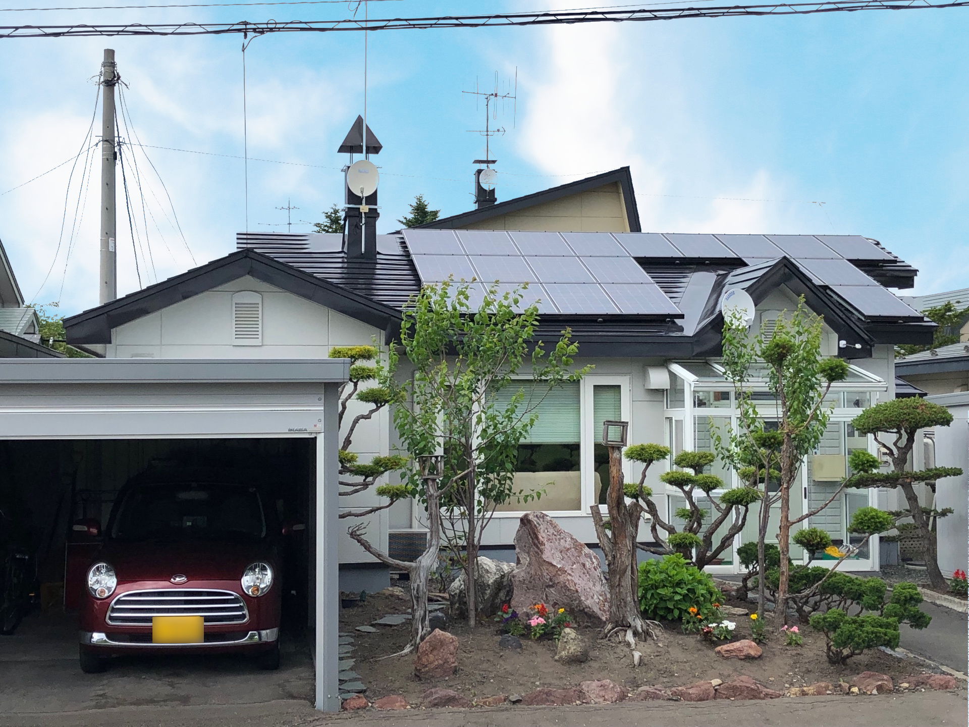 北見市・T様|屋根塗装工事