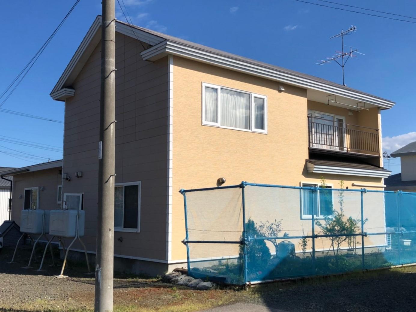 常呂町・H様 屋根・外壁改修工事