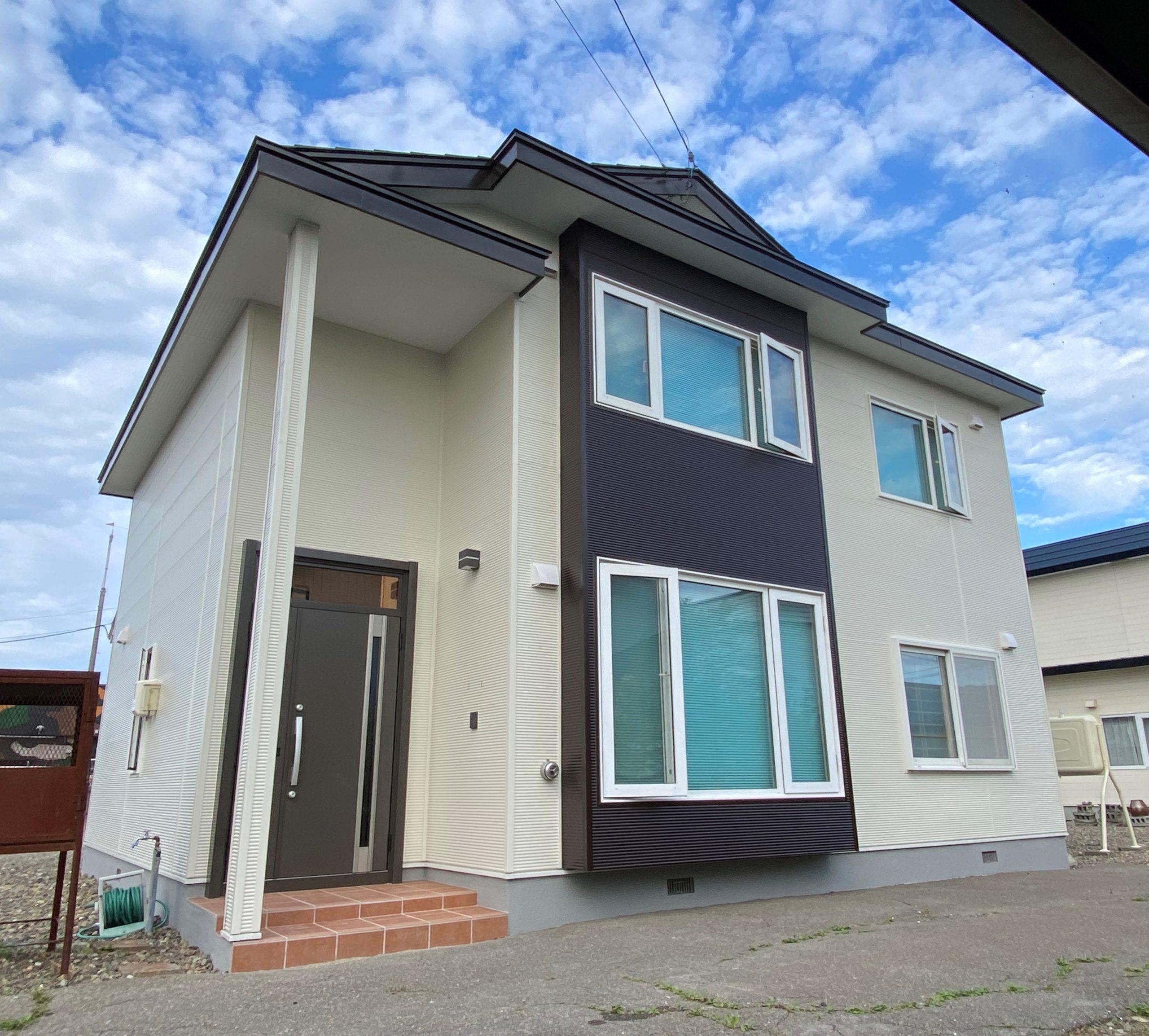 北海道紋別郡湧別町で外壁塗装・屋根リフォームなら │ ガイソー北見店