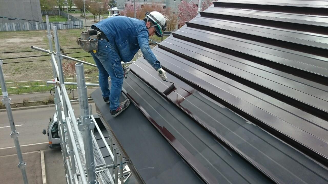 北海道北見市で屋根塗装なら │ ガイソー北見店