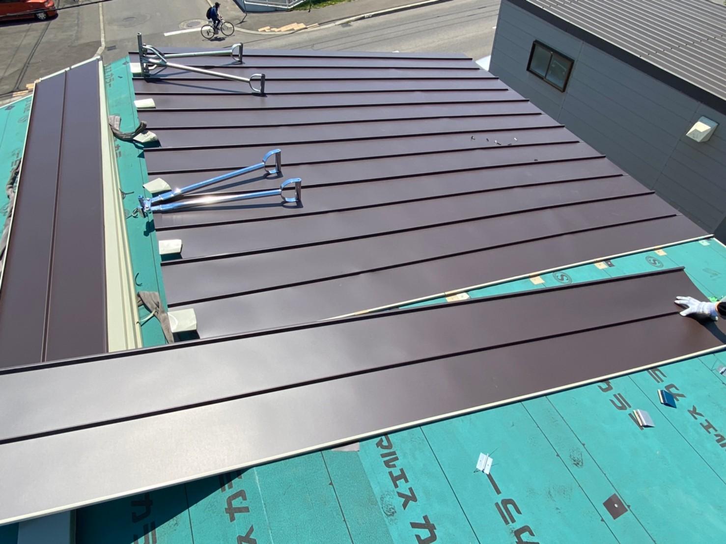北海道網走市で屋根塗装なら │ ガイソー北見店